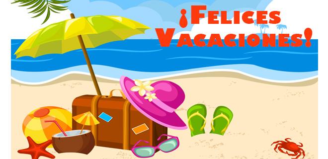 Felices vacaciones! – Colegio Polivalente